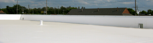 Des Moines Commercial Flat Roofing
