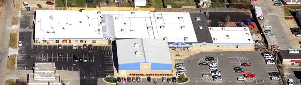 School Commercial Roofing Des Moines