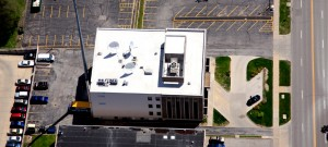 Flat Roofing for Office Building in Des Moines, Iowa