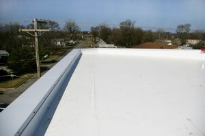 commercial roofing des moines - durolast roof