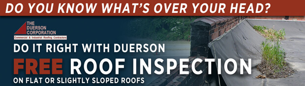 Free Roof Inspection - Des Moines Commercial Roofing