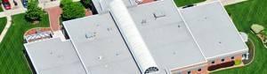 Metal Retrofit Roofs - Des Moines Commercial Roofing