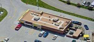 Fast Food Duro-Last Roof