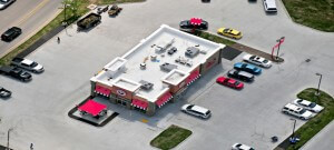 Fast Food Restaurant Duro-Last Roof Des Moines