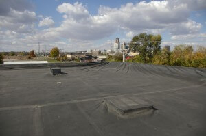 Commercial Roof repair - des moines commercial roofing
