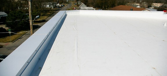 warehouse commercial roof installation - Ames Commercial and Industrial Roofs